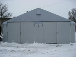 Namiot magazynowy Łódź