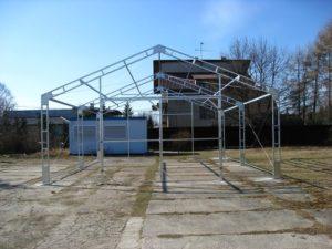 Hale, wytrzymałe konstrukcje hal