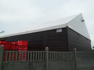 Namioty magazynowe, producent Łódź
