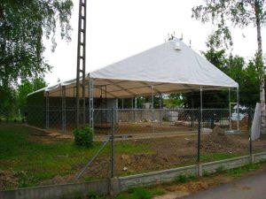 Namioty magazynowe solidna konstrukcja i stabilność