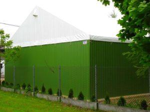 Hale namiotowe Łódź