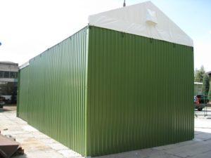 Budostal, producent polskich hal namiotowych